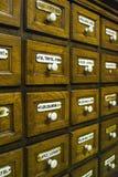Museum of pharmacy Stock Photography