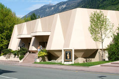 Museum Pierre Gianadda at Martigny Royalty Free Stock Photo