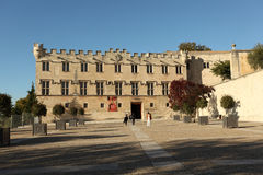 Museum at Pope's Palace, Avignon Stock Image