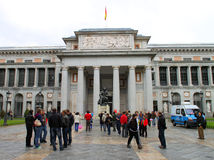 Museum Prado Stock Fotografie