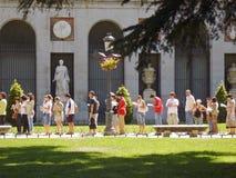 Museum Prado Royalty Free Stock Image