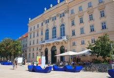 Museum Quarter. Vienna, Austria Stock Images