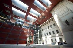 Museum Reina Sofia Royalty Free Stock Image