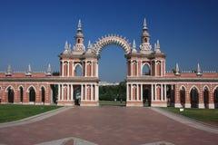 "Museum - reserve ""Tsaritsyno"". Galarea. Royalty Free Stock Image"