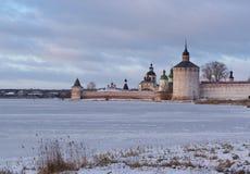 Museum-reserve kirillo-Belozerski Stock Foto