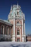 "Museum - reserve ""Tsaritsyno"". Large palace Stock Photos"