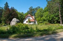 Museum-Reserve of Vasily Dmitrievich Polenov Stock Photo