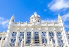Museum of the revolution in Havana Royalty Free Stock Photography