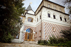 Museum of Romanov boyar chambers Stock Photography