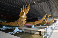 In the Museum of the Royal barges. Bangkok,Thailand Stock Photo