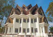 Museum Sa Kampheang Yai Stockfoto