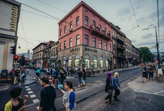 Museum in Sarajevo Royalty Free Stock Photography