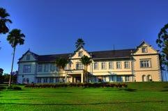 museum sarawak Arkivfoto