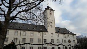 Museum in schlechtem-mergentheim, Deutschland, Stockbilder