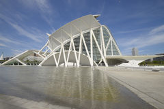 Museum of Science, Valencia Stock Photography