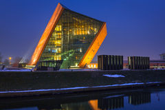 The Museum of the Second World War in Gdansk, Poland Stock Photography