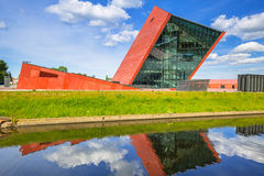 Museum of the Second World War in Gdansk Royalty Free Stock Photos