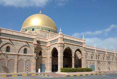 museum sharjah Royaltyfri Foto