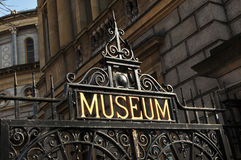 Museum Royalty Free Stock Photography
