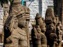 Museum Sri Venkateswara der Tempel-Kunst in Tirupati, Indien stockfotos