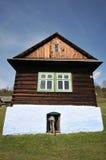 Museum Stara Lubovna Stockbild
