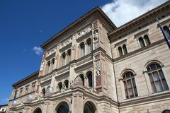 Museum in Stockholm, Sweden Royalty Free Stock Photos