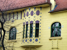 Museum of Subotica Royalty Free Stock Photo