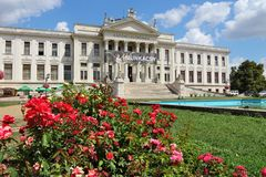 Museum in Szeged Royalty Free Stock Images
