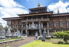 Museum in Taman Mini Park, Jakarta Royalty Free Stock Photos
