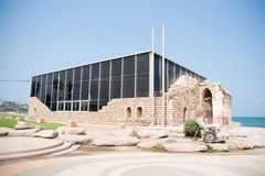 Museum in Tel Aviv Stock Images