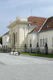 Museum of the Union, Alba Iulia Royalty Free Stock Photos