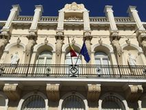 Museum of the Union in Iasi, Romania Royalty Free Stock Photo