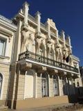 Museum of the Union in Iasi, Romania Royalty Free Stock Photos