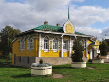 Museum of urban life in Uglich Royalty Free Stock Image