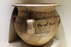 Museum van Anatolische Beschavingen in Ankara Stock Fotografie