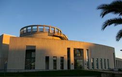 Museum van archeologie aan Olbia. Royalty-vrije Stock Fotografie