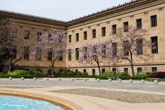 Museum van Art Philadelphia Stock Foto
