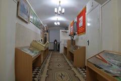 Museum van de Baltische Vloot, Baltiysk, Rusland stock fotografie