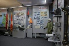 Museum van de Baltische Vloot, Baltiysk, Rusland stock foto