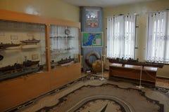Museum van de Baltische Vloot, Baltiysk, Rusland royalty-vrije stock foto's