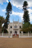 Museum van de biologie royalty-vrije stock foto