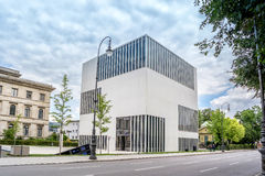 Museum van de Geschiedenis van Nazisme stock foto's