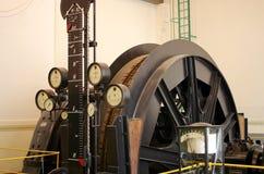 Museum van de Oude Kolenmijn ` van ` Stock Foto