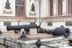 Museum van de vloot van de Zwarte Zee stock afbeeldingen