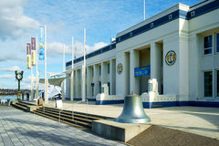 Museum van Geschiedenis en Industrie MOHAI Stock Foto's