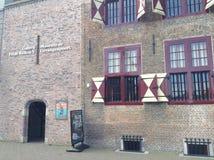 Museum van Gevangenpoort, Galerij van Prins William V Stock Foto