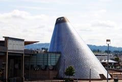 Museum van Glas Royalty-vrije Stock Foto's