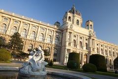 Museum van historische kunst, Wenen Royalty-vrije Stock Afbeelding