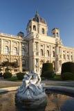 Museum van historische kunst, Wenen Royalty-vrije Stock Fotografie