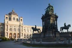Museum van historische kunst, Wenen Royalty-vrije Stock Afbeeldingen